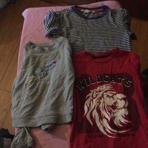 3t boys shirt lot